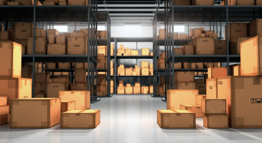 Freight Shipping Companies Storage Warehouse