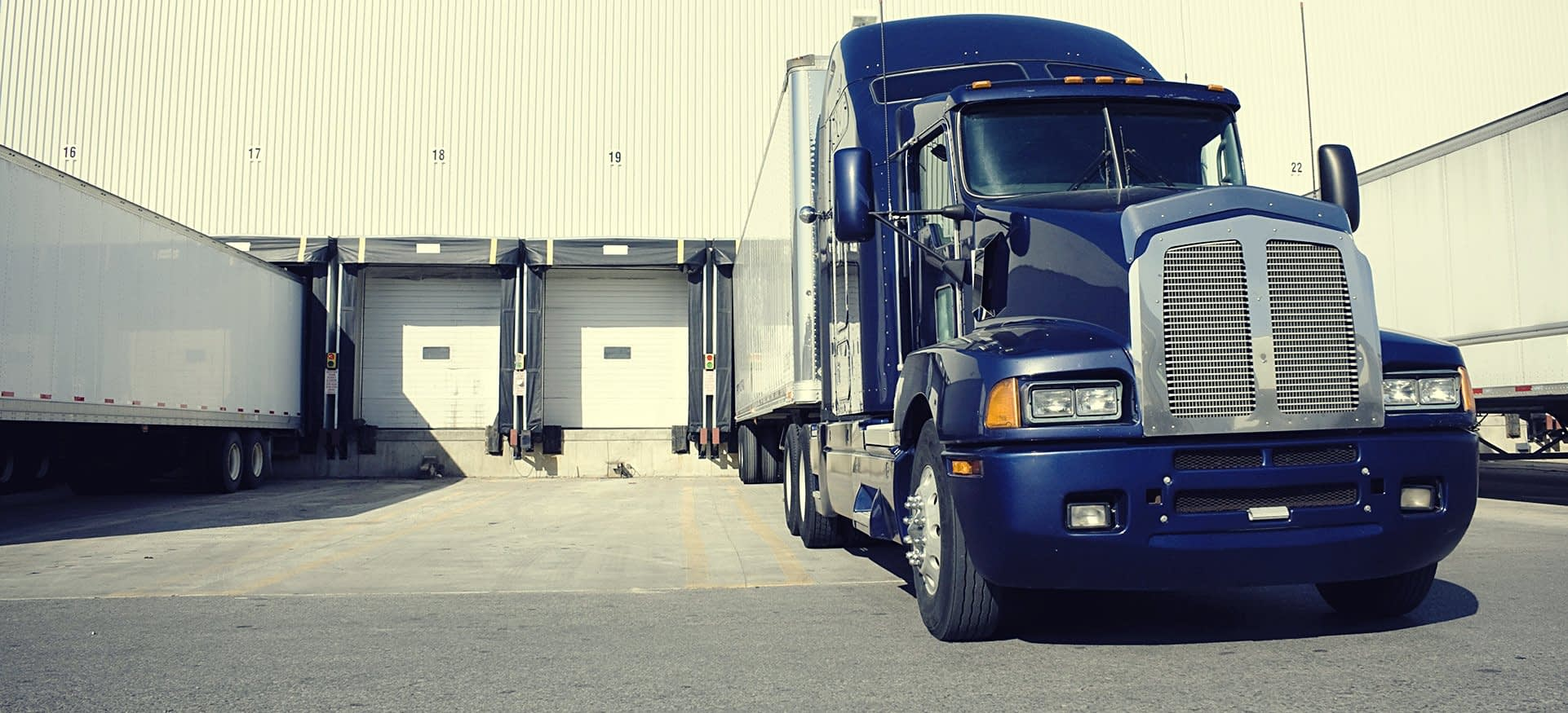Less-Than-Truckload LTL Shipping Services