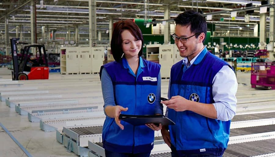 What Are Logistics Specialists