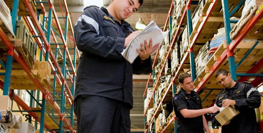 Logistics Specialist Work Environment