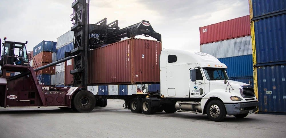 Cross Docking And Transload Freight Services