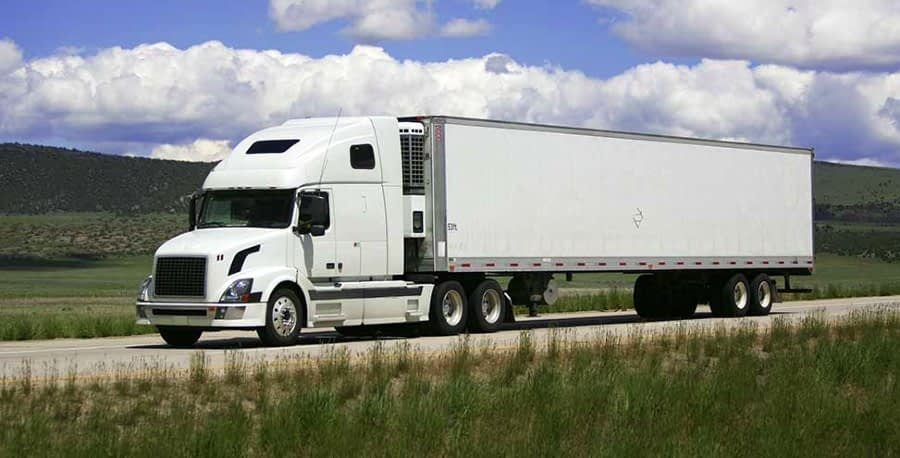 Reefer Truck Shipping