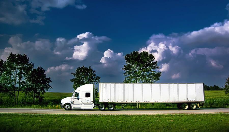 Dry Van Truckload Shipping