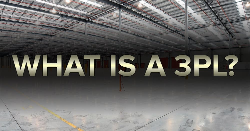 What is a 3PL Logistics Company