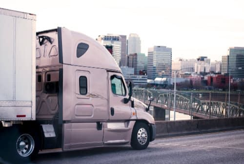 Dry Van Freight Shipping Services